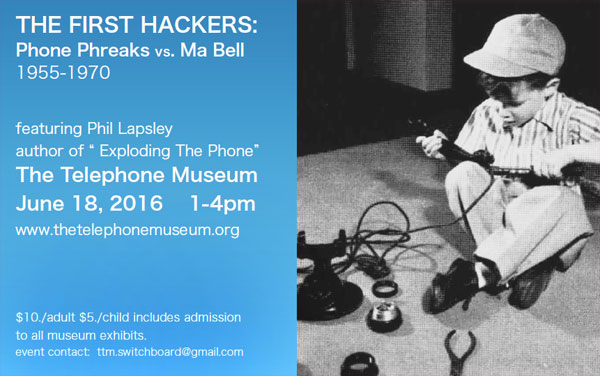 The First Hackers